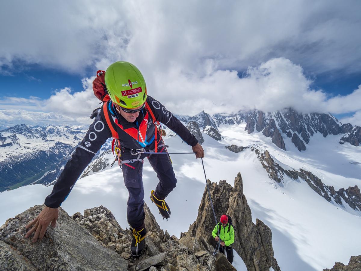claudio migliorini guida alpina slide 1
