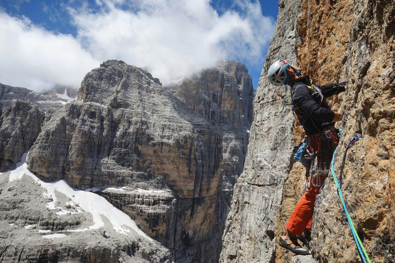 claudio migliorini guida alpina